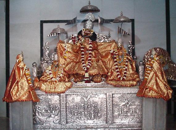Шримати Джахнави-деви, супруга Господа Нитьянанды