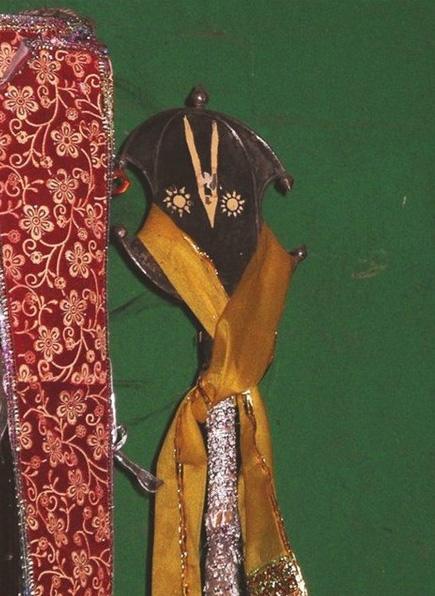Шримати Джахнави-деви, супруга Господа Нитьянанды явление
