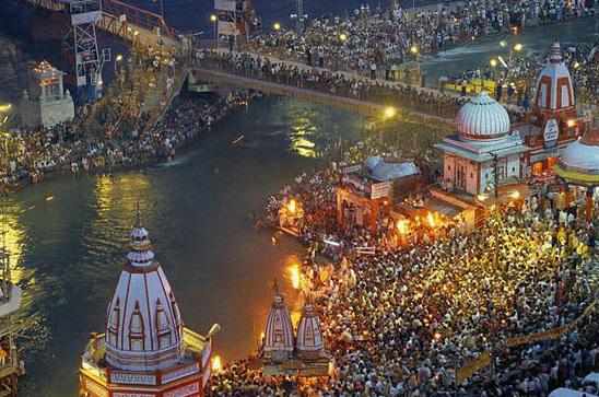 Праздник Джахну Саптами