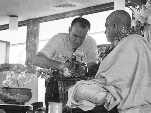 Джаянанда Прабху - день ухода