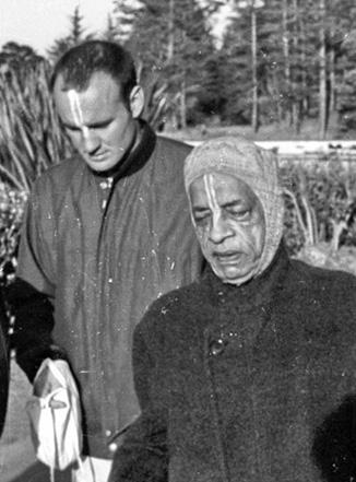 день ухода Джаянанды Прабху