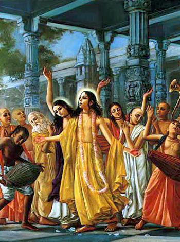 Калия Кришна Дас Тхакур