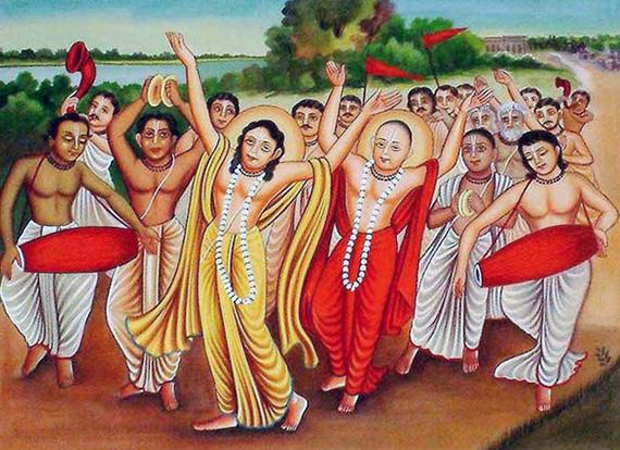 Бхугарбха Госвами