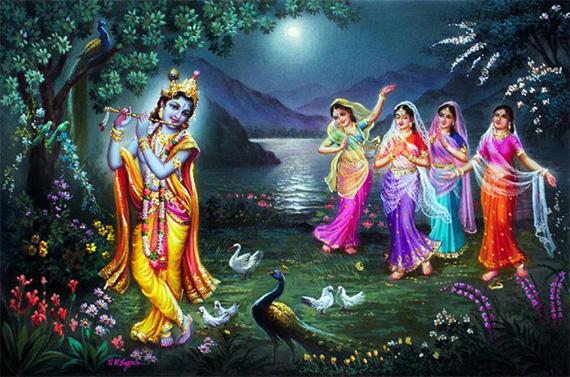Шри Кришна Расаятра