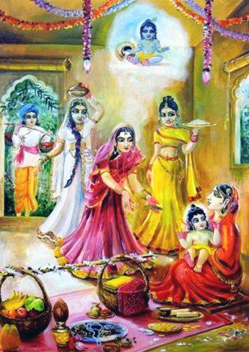 Джаганатха Мишра фестиваль